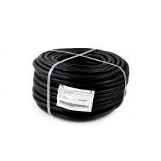 soepele zwarte neopreen kabel 3x1,5mm2