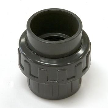 PVC SG Koppeling 2 X lijm 50mm doorsnede