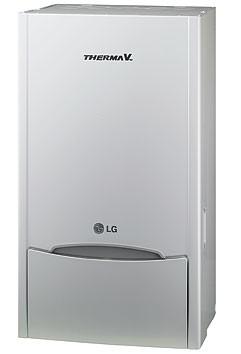 LG ThermaV Lucht-water warmtepomp 16kW, 380 Volt De meest energiezuinige manier om u huis te verwarmen.