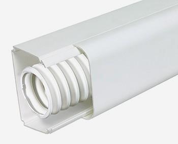 CP3530 Montagekanaal 35x30mm Per lengte van 2 Meter