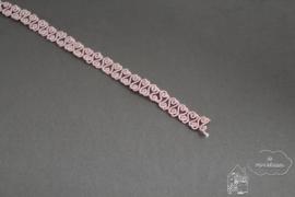 Roze sierband
