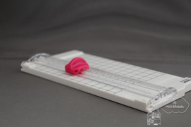 Mini papiersnijder