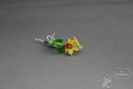 Orchidee geel