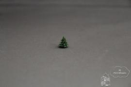 Kerstboompje groen