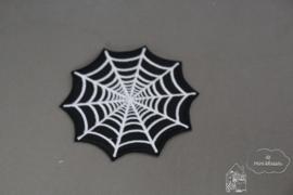 Vloerkleedje spinnenweb