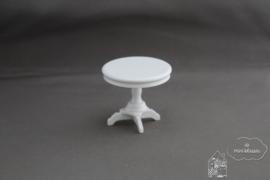 Wit tafeltje