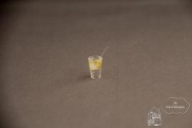 Glas lemon