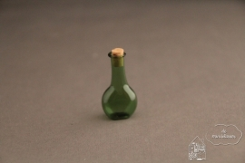 Groene fles