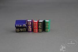 6 boeken