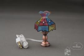 Tiffany schemerlamp