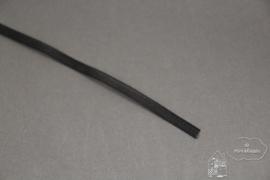 Zwart organza lint 3mm
