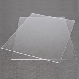 Plastic glas