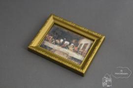 schilderij en lijsten