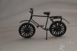 Zwarte fiets 1:24