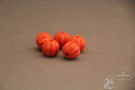 Pompoen kraal oranje