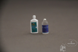 2 flesjes shampoo