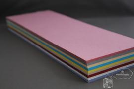 Blok gekleurd papier