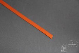 Oranje satijnlint 6mm