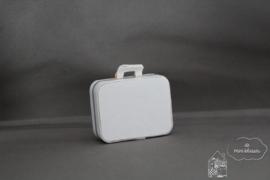Wit koffer