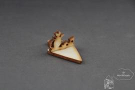 Plank voor kaas