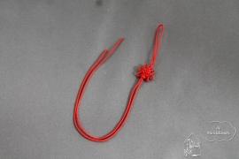 Koord met chinese knoop