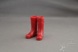 Rode laarzen