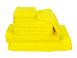 Grote Handdoek Geel 450 gram