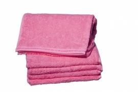 Handdoeken Roze 350 gram