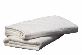 Badhanddoeken Gebroken wit 350 gram