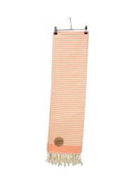 Hamam Bodrum Deluxe 100 x 180 cm Oranje - Ivoor