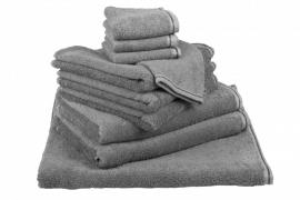 Handdoekenset Antracietgrijs 500 grams