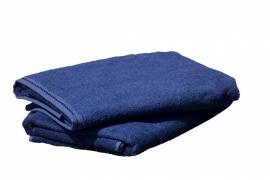 Badhanddoeken Marineblauw 350 gram
