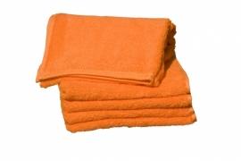 Handdoeken Oranje 350 gram