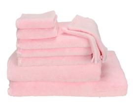 Grote Handdoek Lichtroze 450 gram