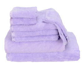 Handdoekenset Paars 500 gram