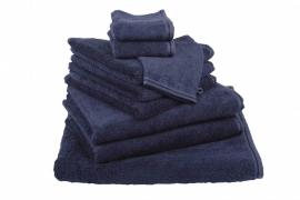 Handdoekenset Marineblauw 500 gram