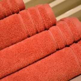 Organische handdoeken 600 grams 60 x 110 cm