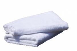 Badhanddoeken Wit 350 gram