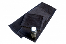 Sporthanddoek Zwart 010.50 Black