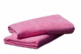 Badhanddoeken Roze 350 gram