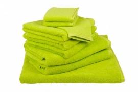 Handdoekenset Lichtgroen 500 gram