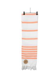 Hamam Dalaman Deluxe 100 x 180 cm Oranje-Wit