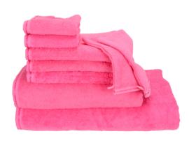 Grote Handdoek Roze 450 gram