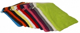 Washandjes 500 gram - 21 frisse kleuren