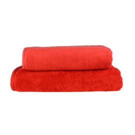 Badhanddoek Rood 500 gram