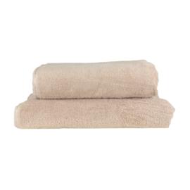 Badhanddoek Zandkleurig 500 gram