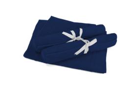 Badmat Navyblauw 50 x 80 cm
