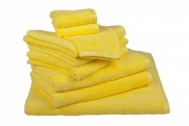 Handdoekenset Geel 500 gram