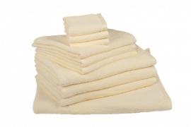 Handdoekenset Gebroken Wit 500 gram