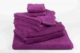 Handdoekenset  Aubergine 500 gram